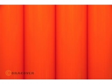 Oracover Bügelfolie, orange - Rolle 60cm x 2m