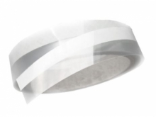 Ruderspaltband 21mm, transparent, selbstklebend (5m)