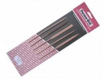 Perma-Grit 18cm Nadelfeilen-Set (5 teilig)