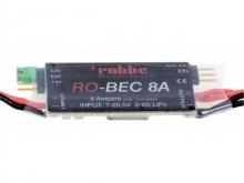 BEC - Robbe RO-BEC 8A, 5.0-6.0-7.4V