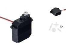 Servo H57  - 1.3 kg*cm HV (Ersatz für D60, FS40)