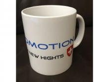 Leomotion Tasse - Reach New Heights