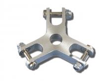 Aeronaut Mittelstück 47mm/0° 3-Blatt