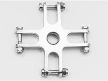 Aeronaut Mittelstück 47mm/0° 4-Blatt