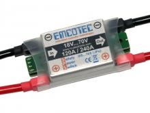 EMCOTEC SPS SafetyPowerSwitch 70V 140/280A