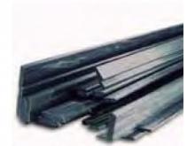 CFK Flachstab 0.5/10mm, 1m