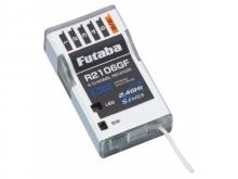 Futaba Empfänger S-FHSS R2106GF 6-Channel 2.4GHz