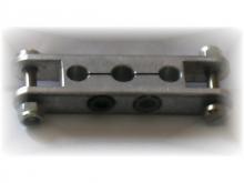 HM Klemm Mittelstück 3.2mm/48mm