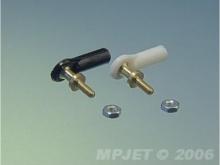 MP JET Kugelkopfanschluss, M2.0/M2.0 (6 Stück)
