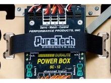 """Pure-Tech Xtreme Block Strap 12"""" (1 Stück)"""