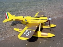 SebArt Macchi MC72 50E gelb (1520mm)