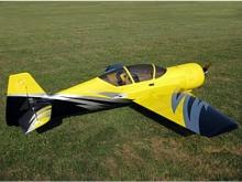SebArt Sukhoi 29S 2.2m V2 gelb/schwarz/silber (2200mm)