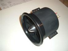 Impeller JETFAN-120 ECO Einlaufring