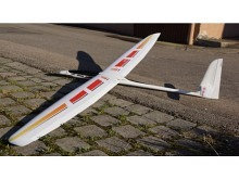 Tangent KULT Elektro Design Rot-Gelb  ARF (336cm)