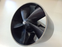 Aeronaut TurboFan 8000/10 - 145er Impeller