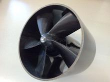 Aeronaut TurboFan 8000/10 - 145er Impeller