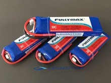 Leomotion LiPo  2700mAh 2s1p 30C - by Fullymax