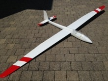 GLIDER_IT Prismaray FS/HS Full Carbon  (3700mm) (Fast Slope)
