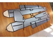 Baudis ASW 22 (5.3m)  -  pull-over Flügeltaschen-Set