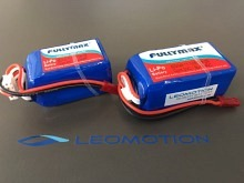 Leomotion LiPo   650mAh 2s1p 20C  - by Fullymax