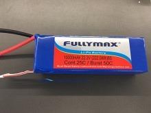 Fullymax LiPo 10000mAh 3s1p 25C  -  UAV
