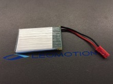 Leomotion LiPo   450mAh 1s1p 20C  - by Fullymax