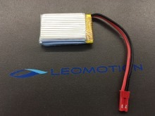 Leomotion LiPo   650mAh 1s1p 20C  - by Fullymax