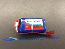 Leomotion LiPo   350mAh 3s1p 30C  - by Fullymax