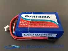 Fullymax Empfänger-Akku  7.4V, 3600mAh RX