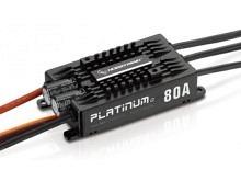 80A - Hobbywing Platinum Pro 80A-BEC LV V4