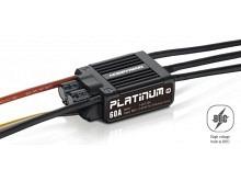 60A - Hobbywing Platinum Pro 60A-BEC LV V4