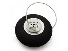mechanische Bremse mit 90mm Rad