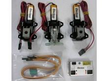 Electron ER30 evo 3-Bein Fahrwerk, elektrisch