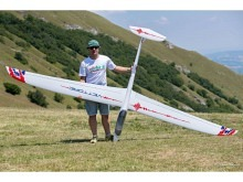 GLIDER_IT VETTORE OD/STD Full Carbon  (4000mm) (Overall Dynamics)