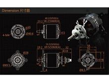 LEO 4130-0340 V3 / Dualsky XM5060EA3-14