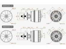 LEO 5325-205 / Dualsky XM6355DA4-25 Competition V4