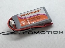 Leomotion LiPo   450mAh 3s1p 40C  - by Fullymax
