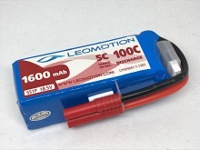 Leomotion/NeuEnergy LiPo 1600mAh 5s1p 100C (F5B/F5D)