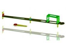 GLIDER_IT ASW 15B (3750mm) - Seitenruder-Einbaurahmen