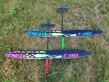 SNIPE 2  UHM LIGHT (1490mm) spec. Design pink - Ready to Fly