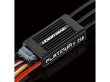 25A - Hobbywing Platinum 25A-BEC LV V4