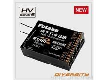 Futaba Empfänger FASSTest/FASST R7114SB 14 Channel 2.4GHz