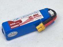 Leomotion/NeuEnergy LiPo  450mAh 3s1p 80C