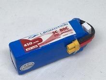 Leomotion/NeuEnergy LiPo  450mAh 4s1p 80C