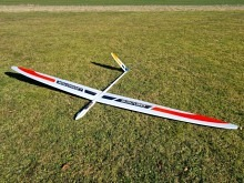 Device F3G World Cup electric LDS/RTF (2990mm) - by Martin Weberschock