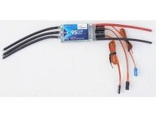 95A - YGE 95 LVP mit Prop-Positionierung &Telemetrie (inkl. Hallsensor)