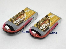 Leomotion LiPo   850mAh 4s1p 80C  - by Fullymax
