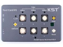 KST Servo Prog-Card für Nullpunkt Programmierung