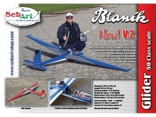 SebArt Blanik Red Bull (3320mm)